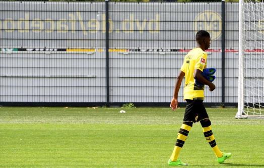 Dembele Suspended for Dortmund