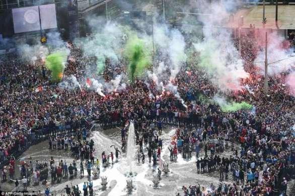 Feyenoord Title Parade