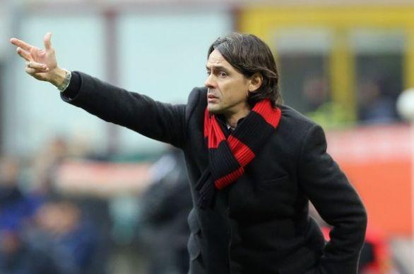Inzaghi Milan Scarf